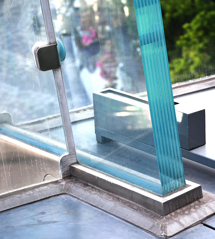 Cortinas de vidro para terraços em Lisboa