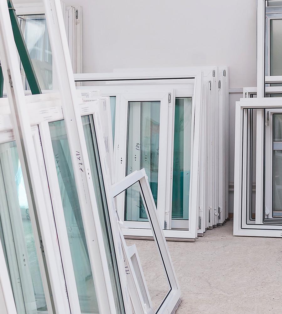 Vantagens das portas e janelas em PVC